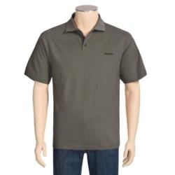 Sage High-Performance Polo Shirt - UPF 30+, Short Sleeve (For Men)