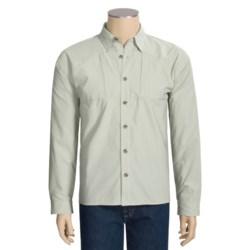 Sage Guide Fishing Shirt - UPF 30, Long Sleeve (For Men)
