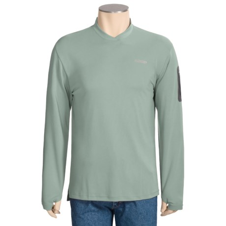 Sage Seagrass Fishing Shirt - UPF 30+, Long Sleeve (For Men)