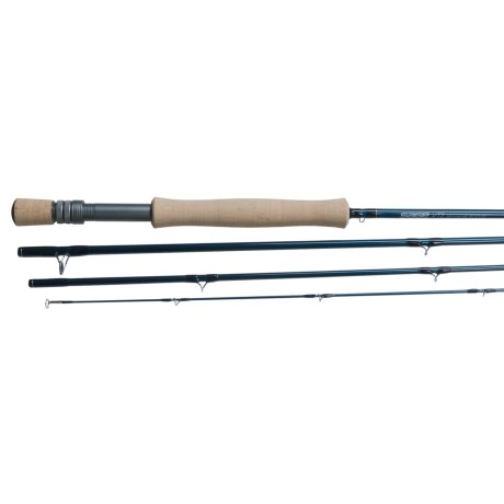 Sage vt2 light saltwater fly fishing rod 9 39 6 6wt 4 for Sage fly fish