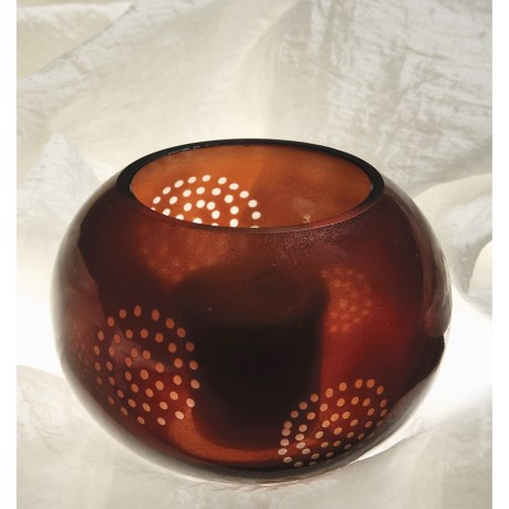 David Tutera Votive Candle Holder - Glass