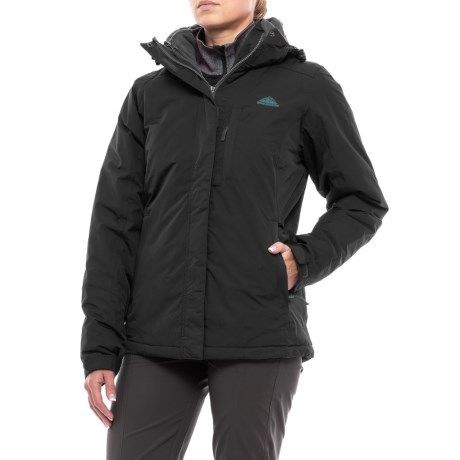 Sierra Expedition Expedition Bree Interchange Jacket - Insulated, 3-in-1 (For Women)