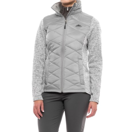 Sierra Expedition Kerr Hybrid Jacket - Insulated (For Women)