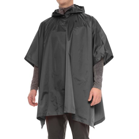 Sierra Designs Storm Poncho - Waterproof (For Men and Women)