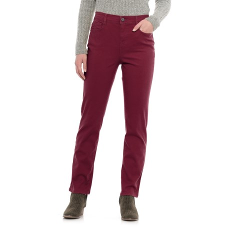 Specially made Slim-Leg Colored Jeans (For Women)