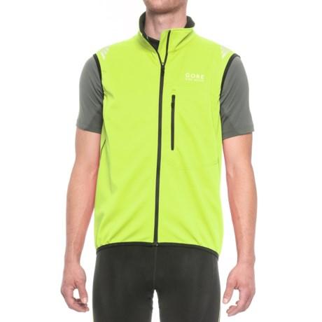 Gore Bike Wear Element Windstopper® Soft Shell Vest (For Men)