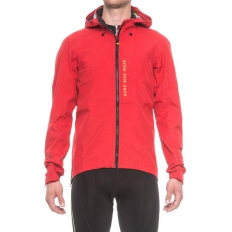 Gore Bike Wear Power Trail Gore-Tex® Active Jacket - Waterproof (For Men)