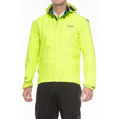 Gore Bike Wear Element Gore-Tex® PacLite® Cycling Jacket - Waterproof (For Men)