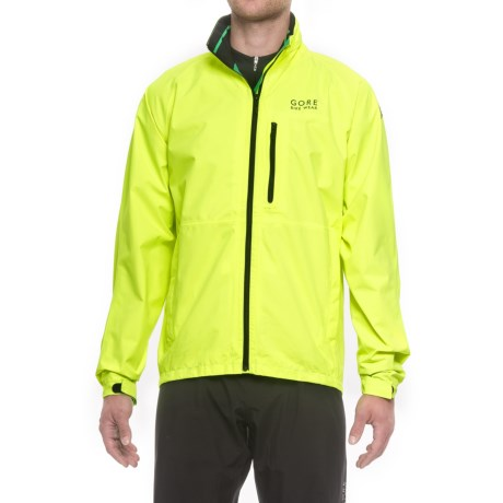 Gore Bike Wear Wear Element Gore-Tex® Jacket - Waterproof (For Men)