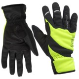 Gore Bike Wear Universal Windstopper® Thermo Gloves - Insulated (For Men and Women)