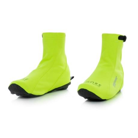 Gore Bike Wear Road Windstopper® Overshoes - Fleece Lined (For Men and Women)