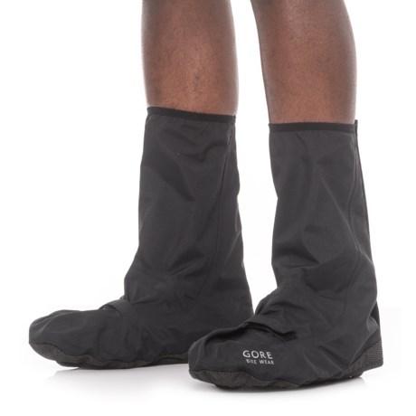 Gore Bike Wear Universal City Gore-Tex® Overshoes - Waterproof (For Men and Women)