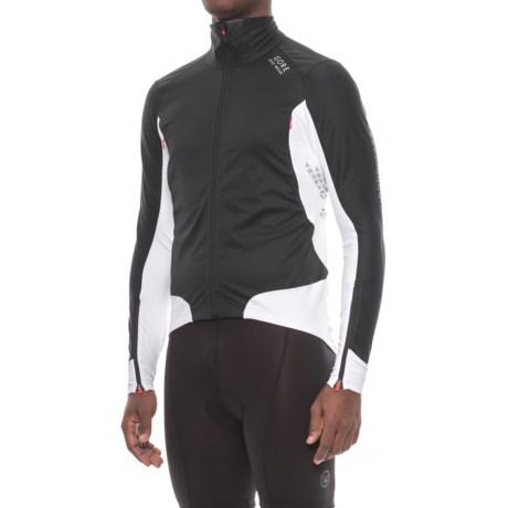 Gore Bike Wear Xenon 2.0 Soft Shell Windstopper® Cycling Jersey - Long Sleeve (For Men)