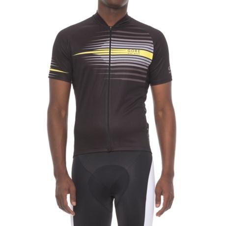 Gore Bike Wear Element Razor Cycling Jersey - Short Sleeve (For Men)