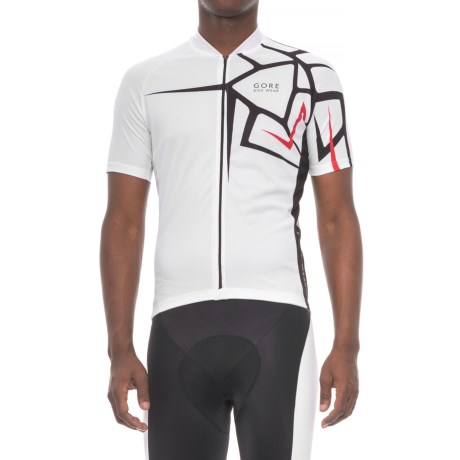 Gore Bike Wear Element Adrenaline 4.0 Cycling Jersey - Short Sleeve (For Men)