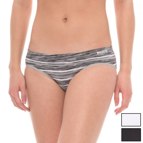 RBX Seamless Hipster Panties - 3-Pack (For Women)