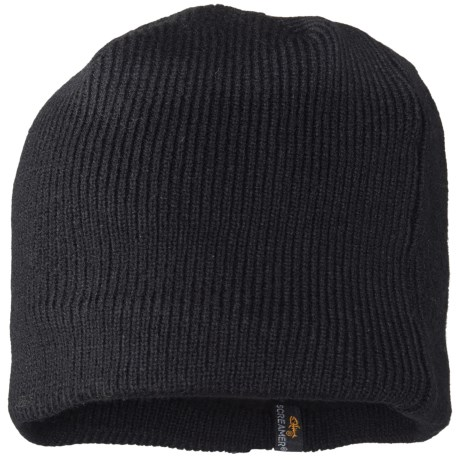 Screamer Fleece-Lined Knit Beanie (For Men)