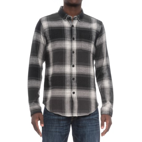 Ezekiel Jakey Plaid Shirt - Cotton, Long Sleeve (For Men)