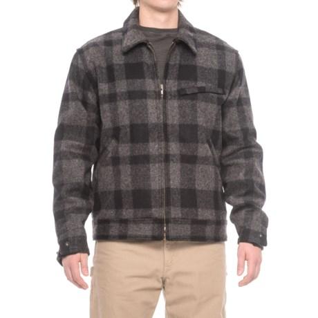 Filson Mackinaw Work Jacket - Wool (For Men and Big Men)