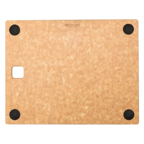 """Epicurean Kitchen Series Cutting Board with Grippers - 11x9"""""""
