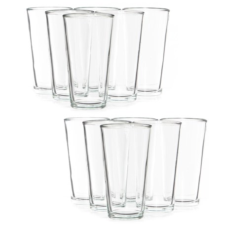 Home Essentials & Beyond Home Essentials Bremen Beer Glasses - 17 fl.oz., Set of 12