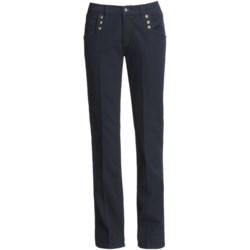 Western Ethics Denim Jeans - Straight Leg (For Women)
