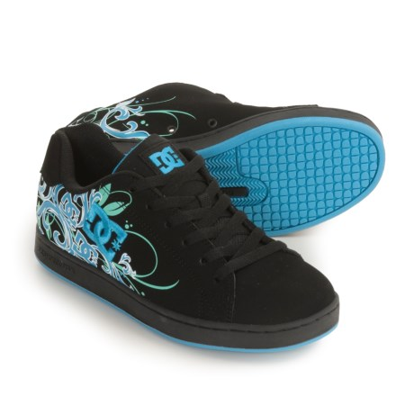 Womens DC Rebound Hi Skate Shoe - DC Shoes - Polyvore