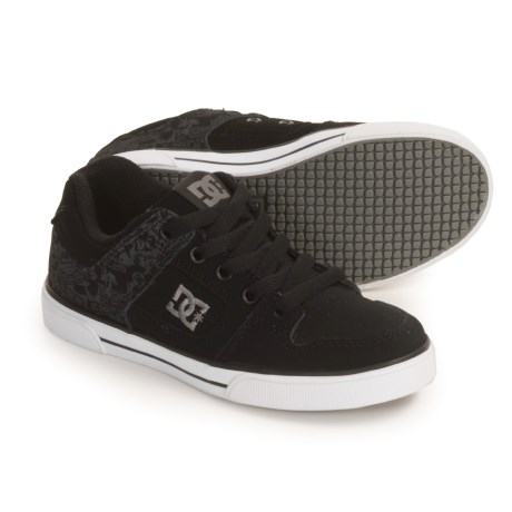 DC Shoes Pure Skate Shoes (For Boys)
