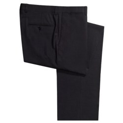 Riviera Wool High-Performance Pants - Flat Front (For Men)