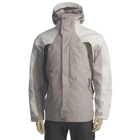 Columbia Sportswear Elkton Jacket - Waterproof, Insulated, Titanium (For Men)