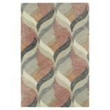 "Kaleen Montage Wool Area Rug - 5'x7'9"""