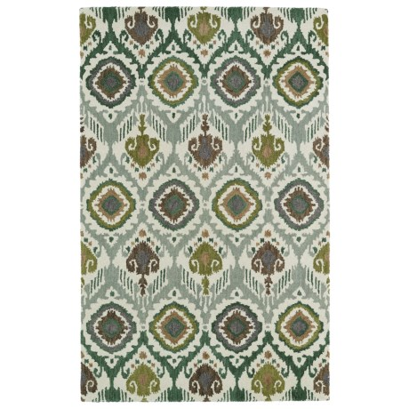 "Kaleen Global Inspiration Accent Rug - 3'6""x5'6"""
