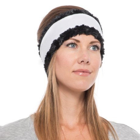 Screamer Princess Fleece Headband (For Women)