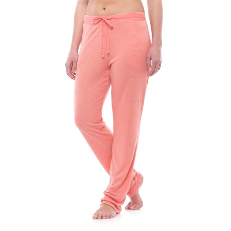 Natori Speckled Interlock Lounge Pants (For Women)