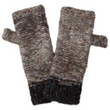 Screamer Chellene Fingerless Mittens - Wool Blend (For Women)
