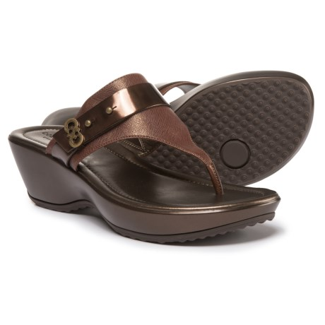 Cole Haan Margate Wedge II Sandals (For Women)