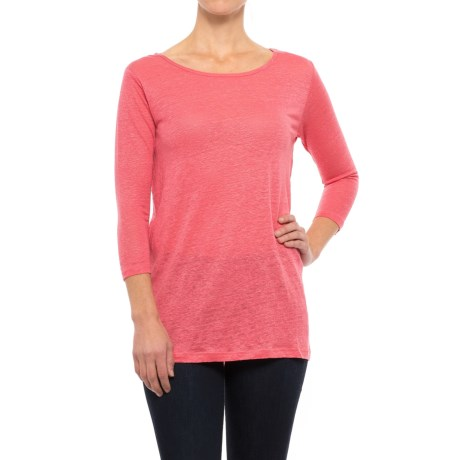 Nomadic Traders Apropos Waterfront Tunic Shirt - 3/4 Sleeve (For Women)
