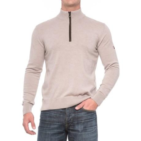 Dale of Norway Olav Sweater - Merino Wool, Zip Neck (For Men)