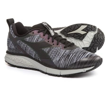 Diadora Kuruka 2 Black Shape Running Shoes (For Men)