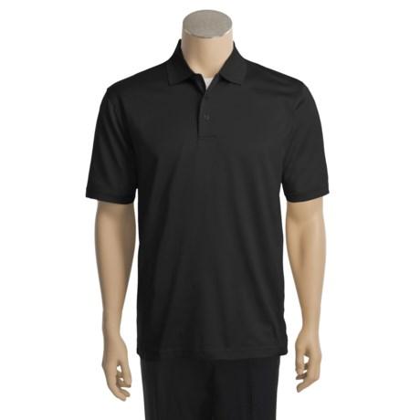 Raffi Cotton Polo Shirt - Short Sleeve (For Men)