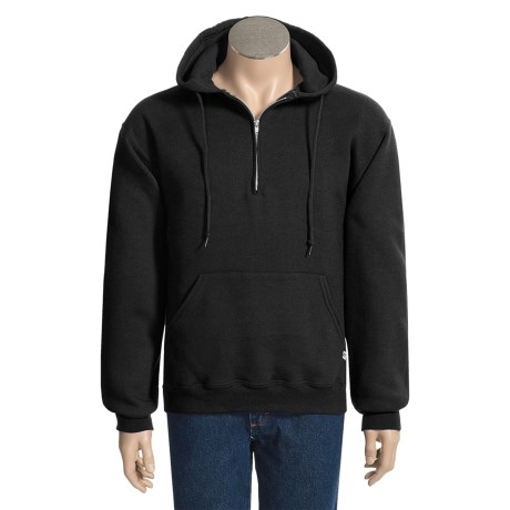 Russell Athletic Sweatshirt - Zip Neck, Hooded (For Men and Women)