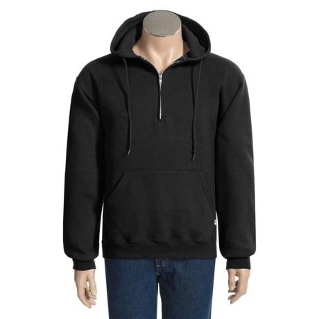 Russell Athletic Sweatshirt - Zip Neck, Hooded (For Men and Women)