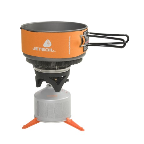 Jetboil Group Cooking System Stove - 1.5-Liter, Pot Included