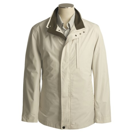 Rainforest Micro-Breathable Weathertamer Jacket  - Windproof (For Men)