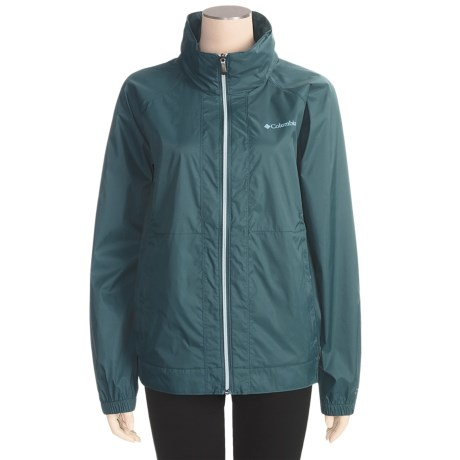 Columbia Sportswear Switchback Jacket - Omni-Shield®, Hooded (For Plus Size Women)