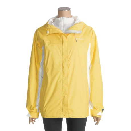 Columbia Sportswear Arcadia Rain Jacket - Waterproof, Hooded (For Women)
