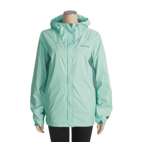 Columbia Sportswear Arcadia Rain Jacket - Plus Size, Waterproof, Hooded (For Women)