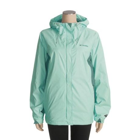 Columbia Sportswear Arcadia Rain Jacket - Plus Size, Waterproof, Hooded (For Women)