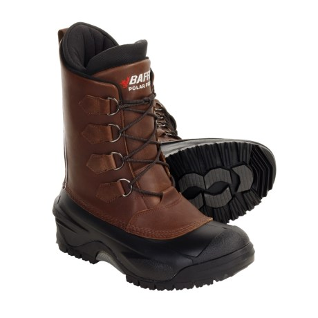 Ice fishing boots review of baffin control winter pac for Ice fishing boots