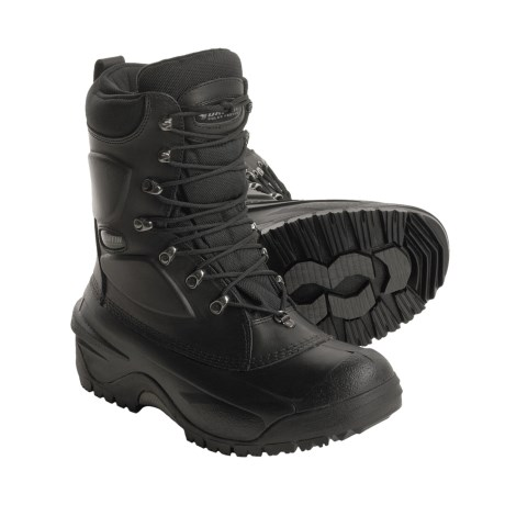 Baffin Mountain Winter Pac Boots - Insulated (For Men)